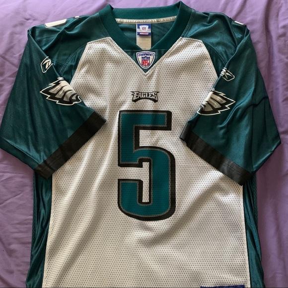 sale retailer 1a679 fbe11 Rare Philadelphia Eagles Throwback McNabb Jersey